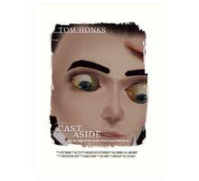 Loki cast away gag Art Print