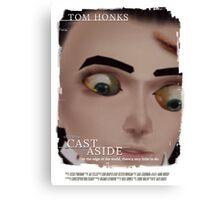 Loki cast away gag Canvas Print
