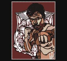 PINOY KING: MANNY PACQUIAO by SOL  SKETCHES™