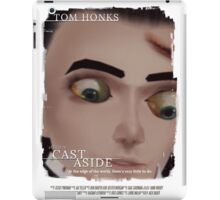 Loki cast away gag iPad Case/Skin