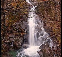 Brotherswater falls by Shaun Whiteman