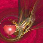 Flushing Valentine by Roberta  Barnes