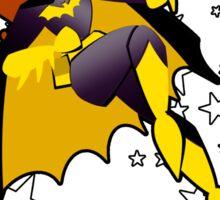 I Need a Batgirl Sticker