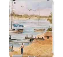 Fun in the Sun - Watercolor iPad Case/Skin