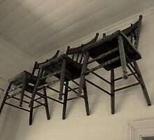 No Ladder Included by Louise Linossi Telfer
