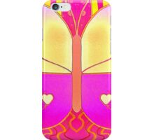 Happy Butterfly iPhone Case/Skin