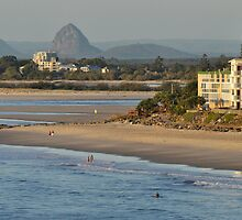 Beat the Heat - Caloundra by Barbara Burkhardt
