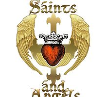 Saints and Angels Calendar by Rowan  Lewgalon