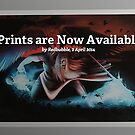 Metal and Art Prints are Now Available on Redbubble by Redbubble Community  Team