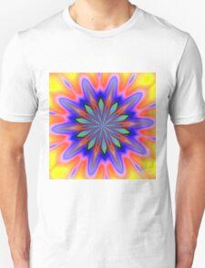 Techno Splash Unisex T-Shirt