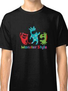 Monster Style - dark Classic T-Shirt