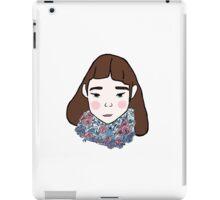 Peach GF iPad Case/Skin