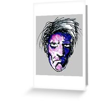 Jack the only just not undead. Greeting Card