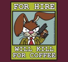 Will Kill for Coffee by Wislander
