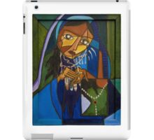 Bad Charm, Holy Fingers iPad Case/Skin