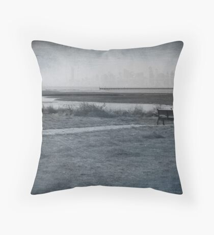 I'll Be Watching Over You Throw Pillow