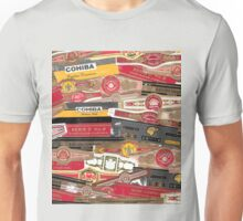 Cigar Bands Unisex T-Shirt