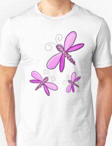Dragonfly Trio  T-Shirt