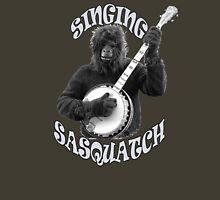 SINGING SASQUATCH Unisex T-Shirt
