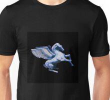 Blue Pegasus Unisex T-Shirt