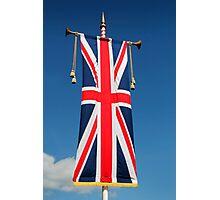 Flag of the United Kingdom Photographic Print