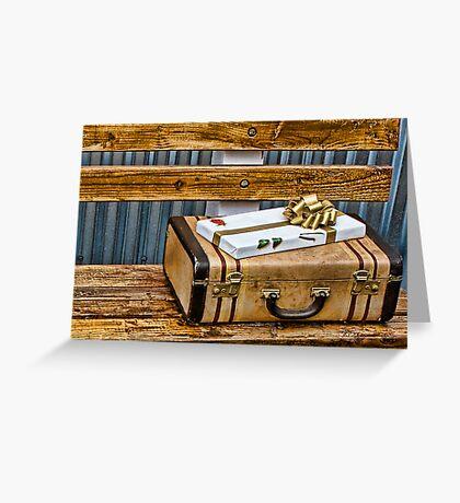 Life's A Box Of Chocolates Greeting Card