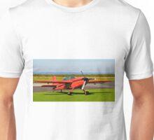 EA 300 Aerobatic Aircraft, Tooradin Airport, Australia. Unisex T-Shirt