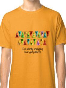 Occupational Therapist Classic T-Shirt