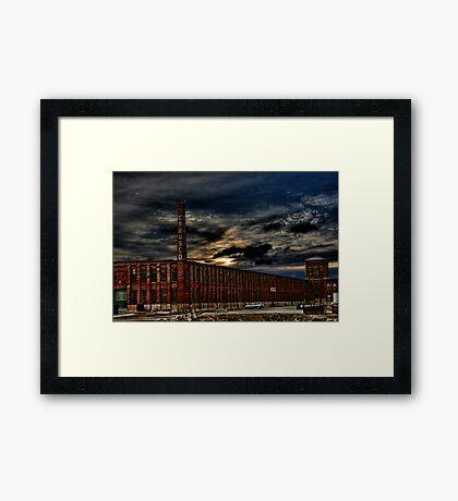 COBUSCO OF GOTHAM Framed Print