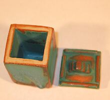 Pandoras' Box: Curiosity... A Gift From The Gods by Medusa
