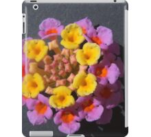256 Lantana Violet iPad Case/Skin