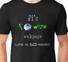 Fi's Website Design Unisex T-Shirt