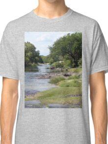 a vast Zambia landscape Classic T-Shirt
