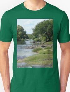 a vast Zambia landscape T-Shirt