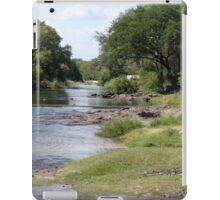 a vast Zambia landscape iPad Case/Skin