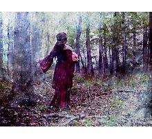 The Woods Speak Photographic Print