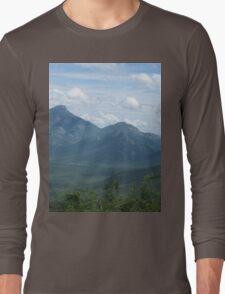 an inspiring Zambia landscape Long Sleeve T-Shirt