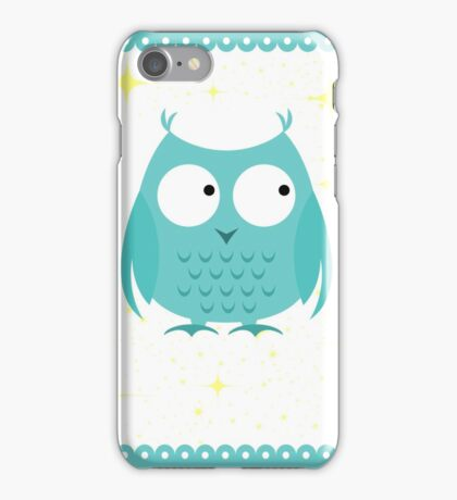 Owl and Friends iPhone Case/Skin