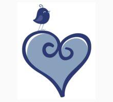 Sweet Bird at Heart by Lori Worsencroft