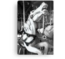 Carousel 30 Metal Print