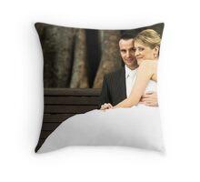Tony and Mara Throw Pillow