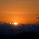 Sunset over Samburu... by Stephie Butler