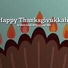 Happy Thanksgivukkah! by Redbubble Community  Team