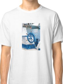 sailor wheel Classic T-Shirt