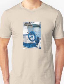 sailor wheel Unisex T-Shirt