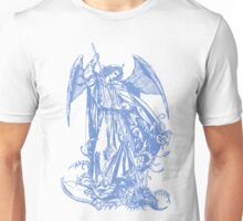 Angel Fights the Demon Unisex T-Shirt