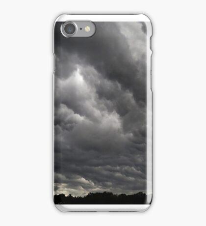 Rohrschach Skies iPhone Case/Skin