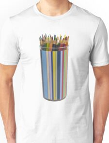 bottle colors Unisex T-Shirt