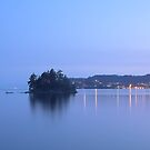 Gibsons lights by Christopher Barton
