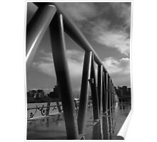 Steel Structure Poster